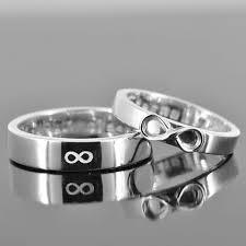 mens infinity wedding band infinity ring wedding band wedding ring engagement ring