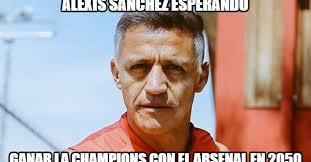 Alexis Meme - memedeportes alexis s磧nchez esperando
