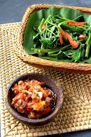 cing cuisine balinese food stock photo image of dish balinese 68576240