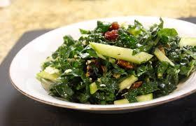 green salad for thanksgiving kale u0026 apple salad with ricotta salata u0026 apple cider vinaigrette