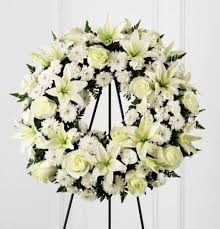 funeral flowers memorial decorations arrangements kremp