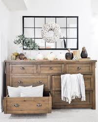 welcoming fall entryway home tour cherished bliss