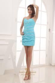short sky blue prom dress strapless sky blue prom dress sky blue