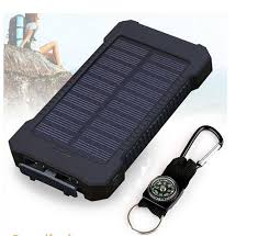 phone charger new solar power phone charger featured on fox news everything