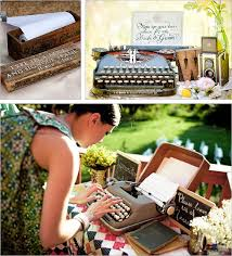 Wishing Bride And Groom The Best 20 Creative Guest Book Ideas For Wedding Reception Wedding