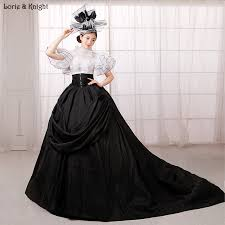 black and white quinceanera dresses aliexpress buy noble black and white royal gowns