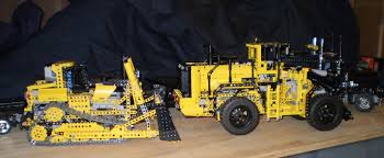 review 42030 volvo l350f wheel loader page 12 lego technic