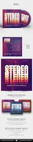 stereo cd cover artwork template by sao108 graphicriver