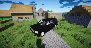 minecraft working car news