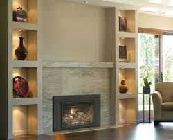 Electric Vs Gas Fireplace by Best 25 Gas Insert Ideas On Pinterest Fireplace Remodel