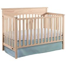Convertible Cribs Canada Creations Venezia Collection Convertible Crib In Vanilla