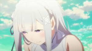 subaru and emilia wallpaper re zero kara hajimeru isekai seikatsu 25 final anime evo