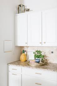 diy spray painting kitchen cabinets bright white kitchen 10 megan martin creative website