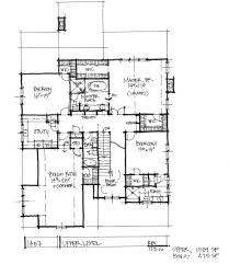 Second Story Floor Plans by Conceptual House Plan 1457 Urban Farmhouse Urban Farmhouse