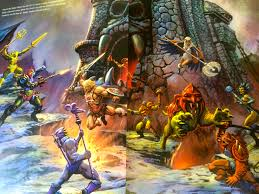 he man and the masters of the universe spartannerd review u2026he man and the masters of the universe art book