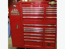 top and bottom mac tool box with side cabinet west shore langford