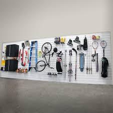 proslat complete wall bundle multiple colors the garage organizer