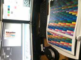 color spectrometer using x rite i1pro 2 spectrometer color management for making a