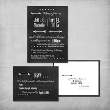 wedding invitation suite chalkboard wedding invitation suite designs