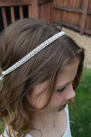 flower girl headbands flower girl headband