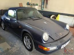 used porsche 911 for sale ebay porsche 911 964 2 cabriolet manual transmission 1990 h