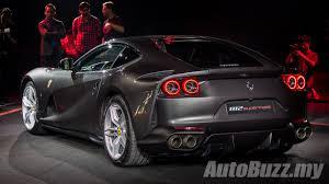 Ferrari F12 Aerodynamics - the ferrari 812 superfast has arrived in malaysia anyone with rm