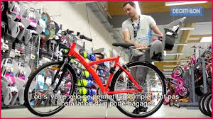 siège vélo bébé avant siege velo avant 265269 decathlon si ge bébé popstarsusa com