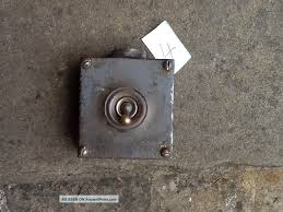 vintage industrial light switch vintage industrial cast iron light switch crabtree england