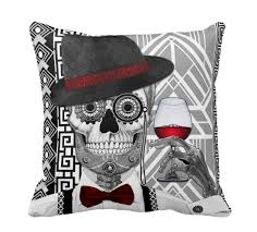 halloween pillows day of the dead decor it u0027s the new halloween