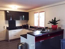agencement de cuisine agencement de cuisine ouverte caly une cuisine ouverte et
