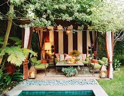 creating a picturesquely stunning outdoor decor decorifusta