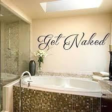 wall decals for bathroom quotes get wall decal bathroom