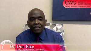 Psychology Department Chair From The Department Chair Psychology At The University Of West