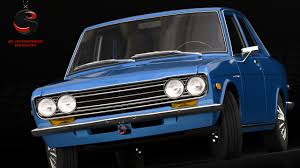 classic datsun 510 nissan datsun 510 1970 model