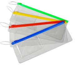 pencil pouches clear pencil pouches with zipper z novelties