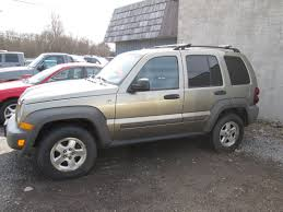 y buy nu 2006 jeep liberty sport diesel