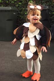 owl costume diy owl costume the mombot