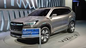 subaru viziv automotiveblogz subaru viziv 7 suv concept la 2016