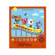 siege auto comptine livre sonore drôles de petites comptines pour enfant de 1 an à 3