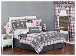 Pink And Gray Comforter Browning Buckmark Plaid Collection Comforter Set Bass Pro Shops