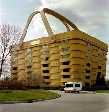 longaberger basket building a unique building that looks like a
