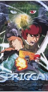 film add anime spriggan 1998 imdb