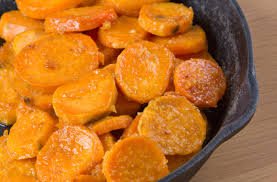 candied sweet potatoes southern traditional recipe genius kitchen