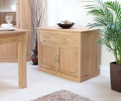 Oak Hutch And Buffet by Small Oak Buffet Cabinet Best Home Furniture Decoration