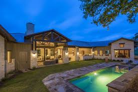 country farmhouse hill country farmhouse vanguard studio inc austin texas architect