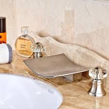 bathroom sink brushed nickel bathroom sink faucet bath