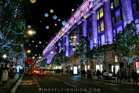Christmas In London Christmas Walking Tour In London Part 1