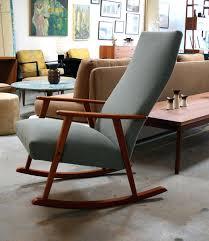 rocking chair recliner for nursery image of rocker recliner