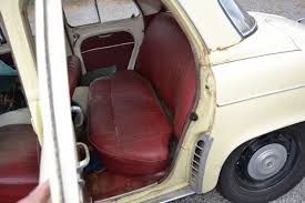 renault dauphine interior 1964 renault dauphine and shop closing sale