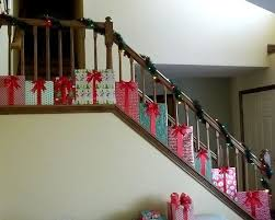 Banister Decorations For Christmas 20 Magical And Crafty Ways To Decorate An Indoor Staircase This